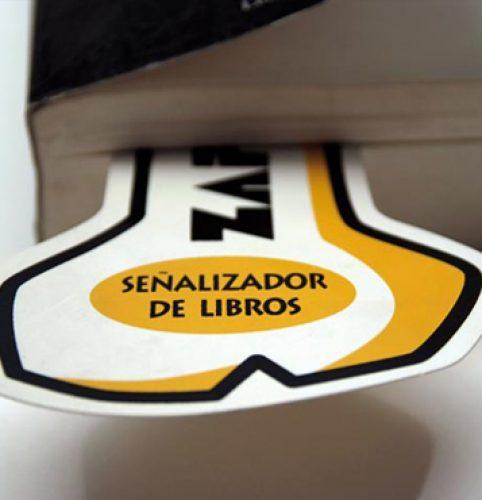 Señalizador de libros